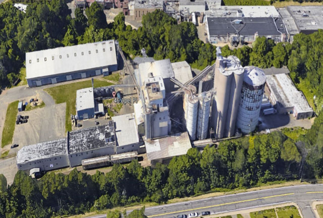 Manchester,CT : Industrial Park consisting of Five Commercial Buildings