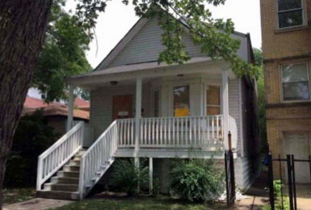 Chicago Single family home for investment