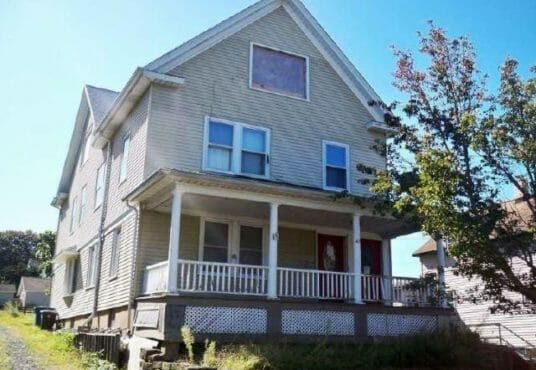 NEW HAVEN,CT -TWO FAMILY HOUSE-2